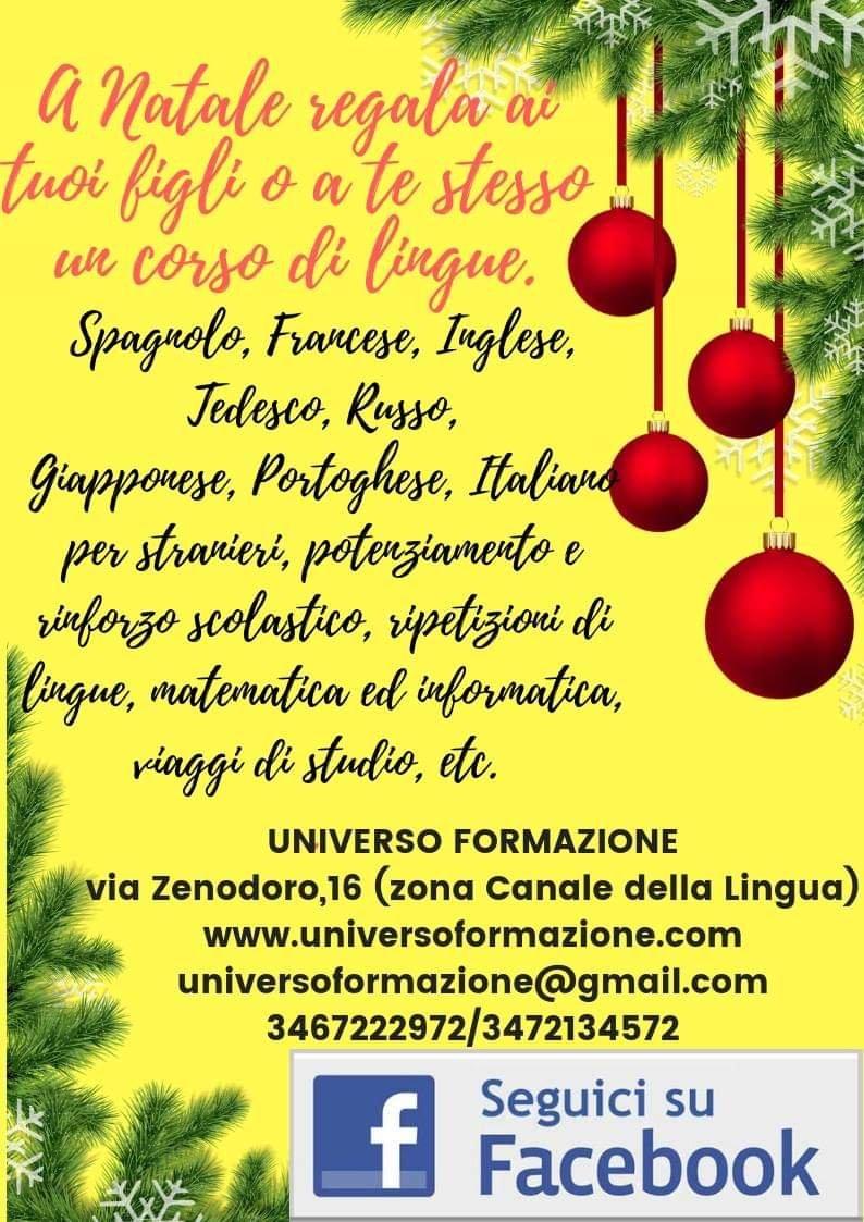 Babbo Natale In Spagnolo.Caro Babbo Natale Universo Formazione Scuola Di Lingue